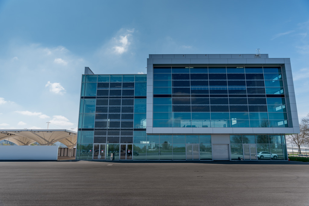 Audi Brand Experience Center