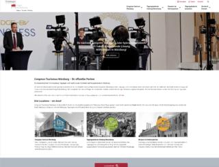 Das neue B2B-Portal für MICE-Events in Würzburg