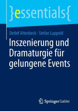 Cover Inszenierung und Dramaturgie