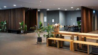 Die neue Hotellobby im KTC Königstein