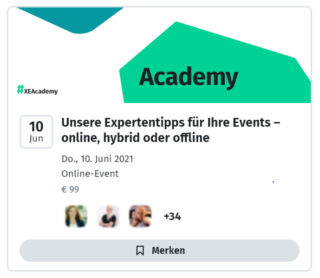 XING Events Academy