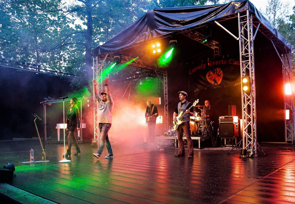 Konzert in Coesfeld