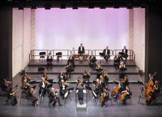 Unter Beachtung der geltenden Hygieneauflagen fanden am 6. Juni 2021 die Karlsruher Meisterkonzerte statt.