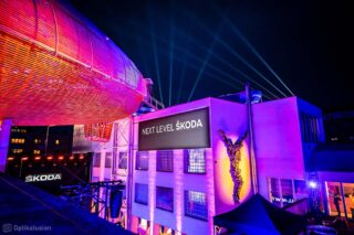 Skoda Fabia Premiere Elation Chris Moylan