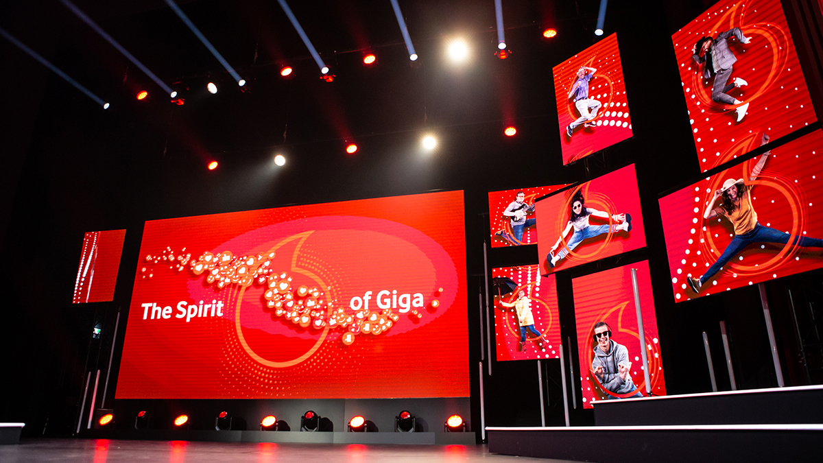 Vodafone Kick-offs 2021