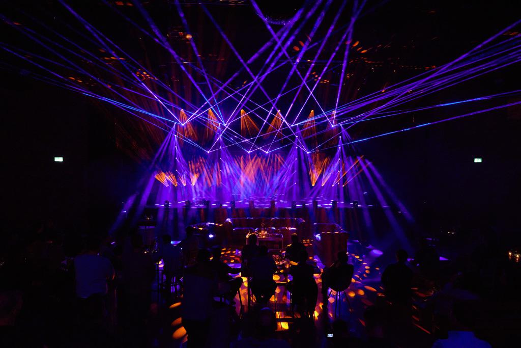 Lichtshow