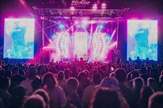 Festivalbühne
