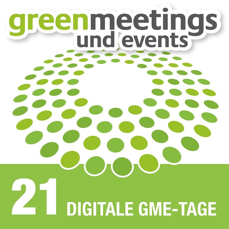Digitale greenmeetings und events-Tage 2021