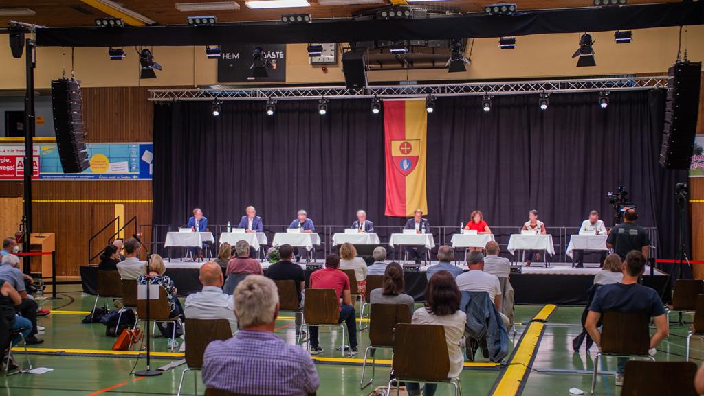 Oberbürgermeisterkandidaten