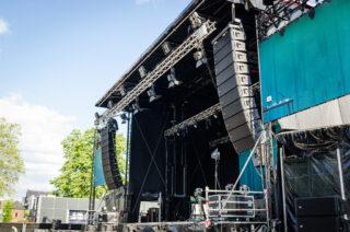 Bühne Monheim