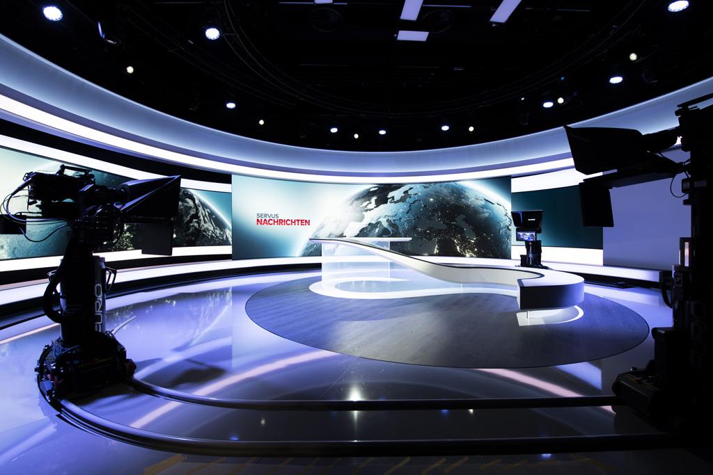 Servus TV Studio