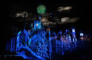 Licht im Amphitheater