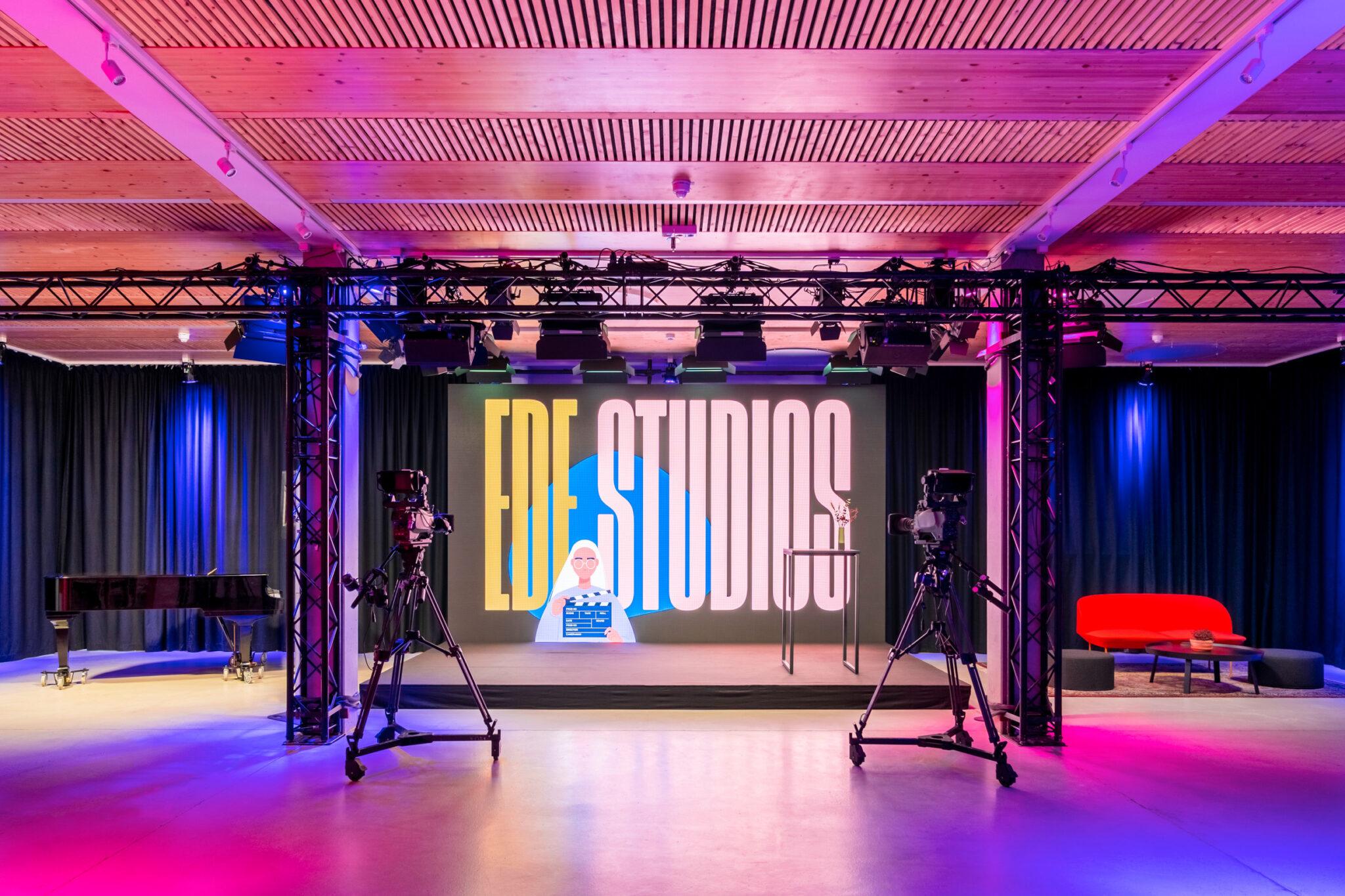 Spreefreunde Broadcast Studio, Berlin Prenzlauer Berg