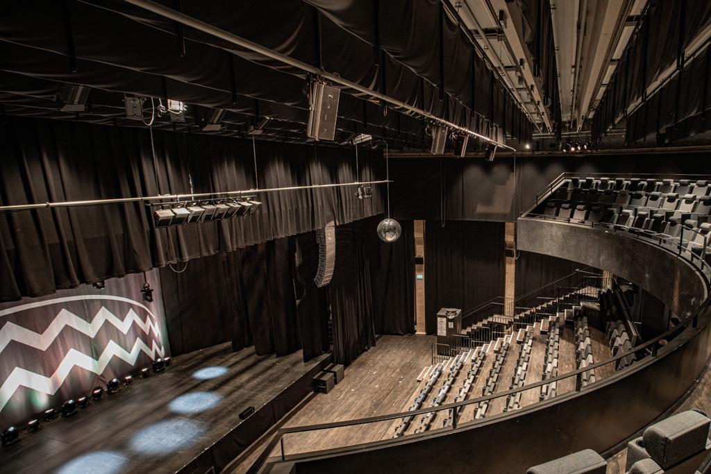 Lautsprecher im Kulturhaus