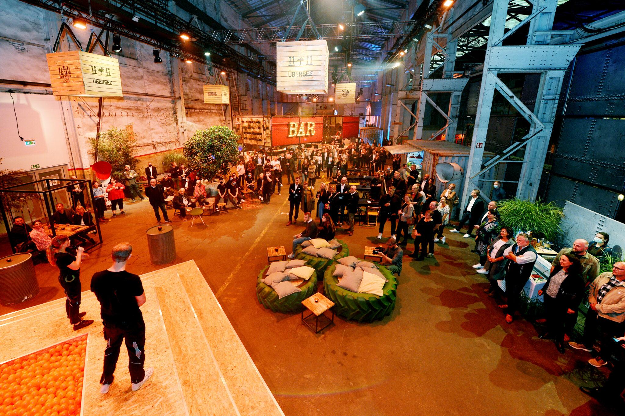 Alte Werft Opening Azubis