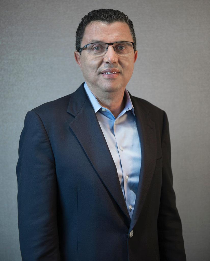 Albert Chauvet CEO von Chauvet.