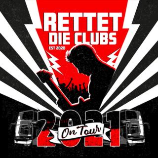 Flyer Rettet die Clubs