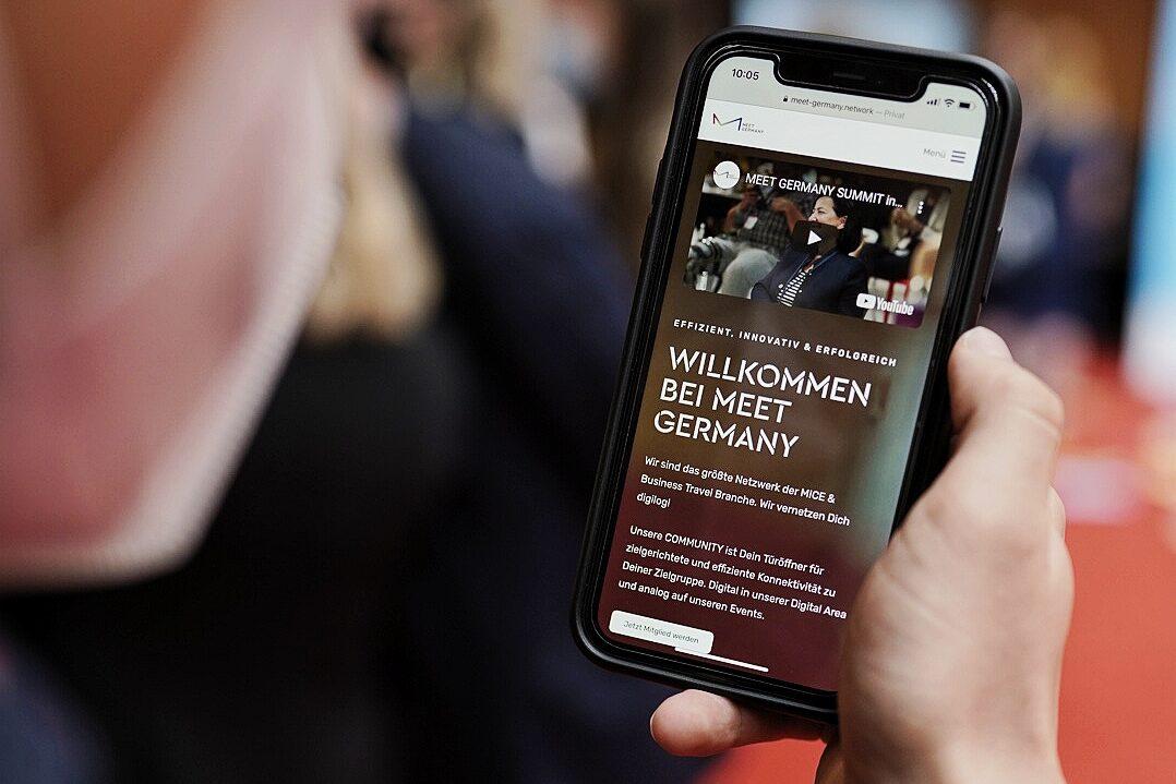 Meet Germany Summit Berlin 2021