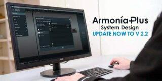 PC-Monitor mit Softwarescreenshot