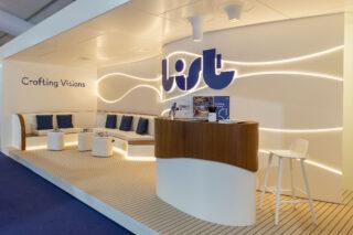 List General Contractor GmbH auf der internationalen Yacht Show in Monaco