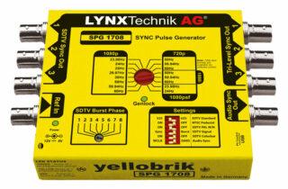 SPG1708 Lynx Sync Generator