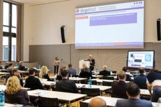 degefest-Fachtage 2021 in der Sparkassenakademie NRW Dortmund