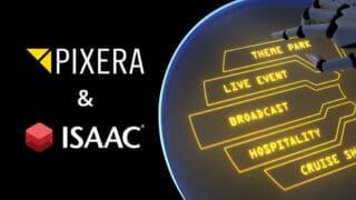 Pixera & ISAAC Flyer
